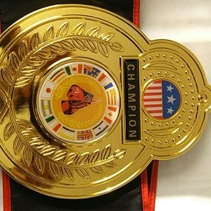 title boxing Costumes - Title boxing championship belt